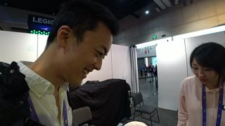 Highlight: Tall asian man harasses viewers IRL kapp (no kapp?) [PART 2]