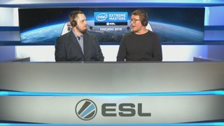 IEM CHICAGO 2018 - European Closed Qualifiers - ENCE eSports vs Space Soldiers