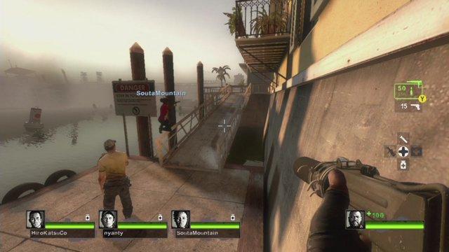 Left 4 Dead 2 Confogl Live ( 254 ) - 1/2 Xbox 360