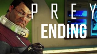 Prey (2017) Blind Walkthrough Part 4 FINALE
