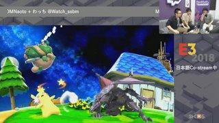 E3 Nintendo Direct : Co-stream
