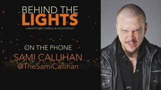 Pro Wrestling Talk with Anthony Carelli, Alicia Atout and SAMI CALLIHAN! Behind The Lights: Episode 33