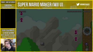 Top Super Mario Maker VODs