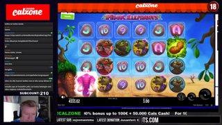 JUMBO WIN! - PINK ELEPHANTS - 3€ BET!