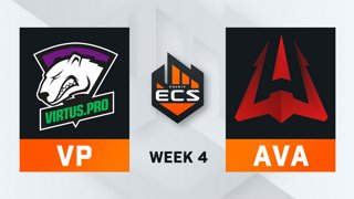 Virtus.Pro vs Avanger - Map 2 - Vertigo (ECS Season 7 - Week 4 - DAY2)