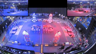 2019 FIRST Robotics Competition - St. Louis Regional - Multiview - Friday