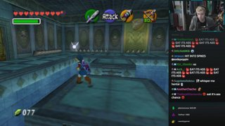 Full playthrough of Zelda OOT, or trying to do  it, we'll see how far I get :D