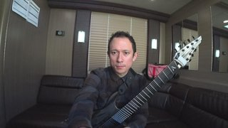 Matt Heafy [Trivium] ON TOUR | Soundcheck/ Warm up 2pm | Full Show 9:40 pm | Jared Dines guesting!