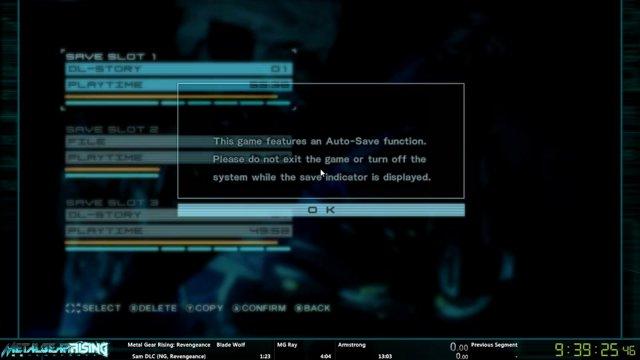MGR:R Sam DLC (NG, Revengeance) in 11:58