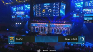 [PT-BR] Liquid vs. Fnatic | IEM Sydney 2019 | Dia 6 - [Mapa 4 - DUST2]