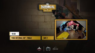 Highlight: PUBG Infernal Cup - Finale | Day 2 - Teil 2