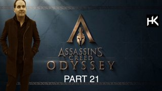Assassin's Creed Odyssey | Part 21 | Let's Play | Minotaur