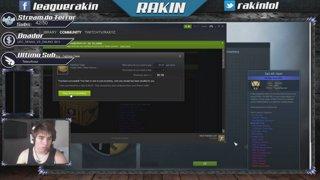 Analise de Patch 5.12 - Rakin