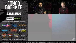 CB 2019 SSBU - BiGViC340 (Lucina) Vs. Radaway (Palutena) Smash Ultimate Tournament Pools
