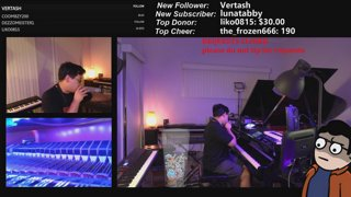 Live Music with THE MOST KEYBOARDS ON TWITCH