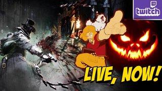 BORNE OF BLOOD - Bloodborne Halloween Run - SCVI GIVEAWAY - bit.ly/MAXCALIBUR6 (Mon 10-29)