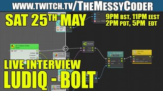 theMessyCoder - Highlight: Unity3D Gaia Updates! Live Stream