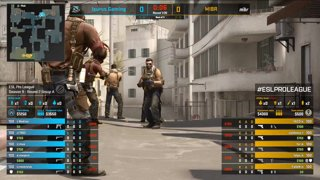 CS:GO - Isurus vs. MIBR [Dust2] Map 1 - Group A - ESL Pro League Season 9 Americas