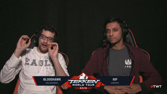 Tekken 7: GS | Pokchop vs. BxA | Squall - DreamHack ATL 2019 - Pools