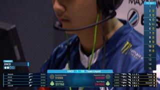 RERUN: CS:GO - Team Liquid vs. ENCE [Overpass] Map 1 - Grand-Final - IEM Chicago 2019
