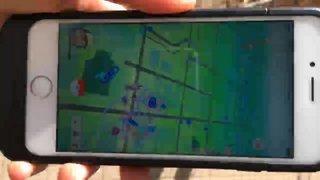 Pokemon Go in Downtown Austin #2