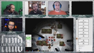 Una Partida Más D&D: Las Nieves de Lund con Omi, Kosmo y Gil!