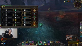Highlight: 120 WW Monk BFA, checking out the new changes! <Method>