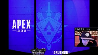 How to Win Apex Legends Viss Play By Play - Lifeline Game 6