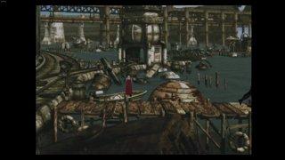 Mały rybak - Final Fantasy VIII