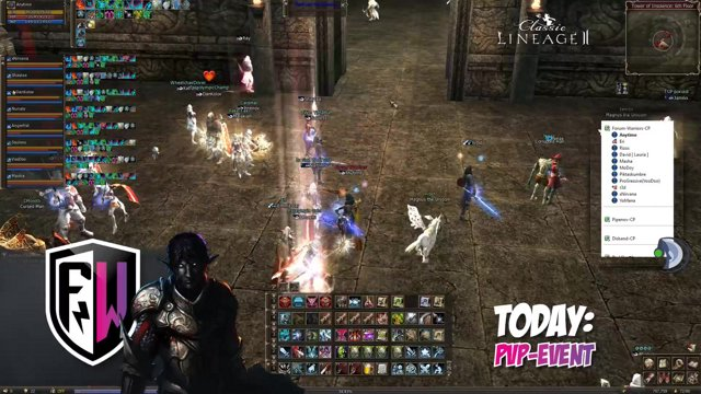 PVP-Event | 25.09.2018 | Hightlight #1 | Anytime | Lineage 2 Classic | l2classic.club | Forum Warriors-CP