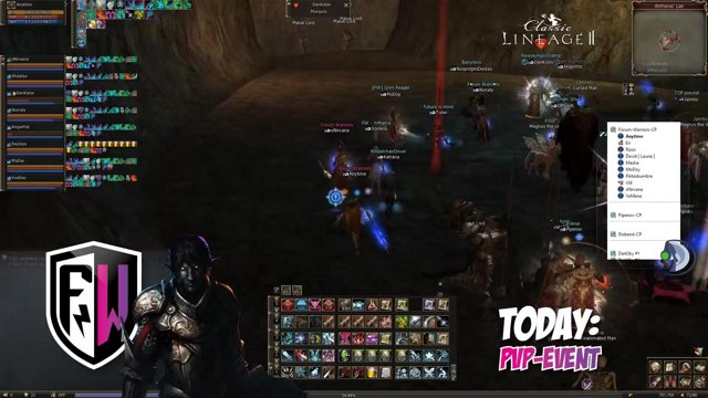 PVP-Event | 25.09.2018 | Hightlight #2 | Anytime | Lineage 2 Classic | l2classic.club | Forum Warriors-CP