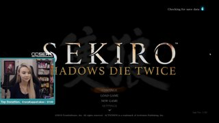 Sekiro: Shadows Die Twice (part 2)