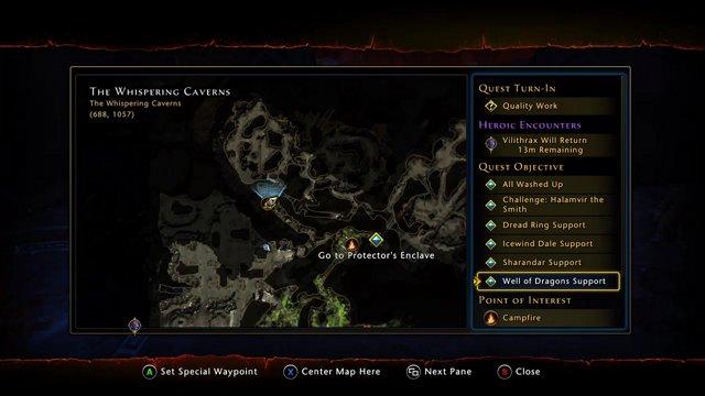 Yellyark map