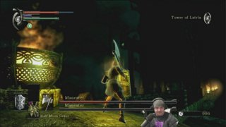 Chistmas Souls Marathon Day 2 - Demons Souls First Playthrough