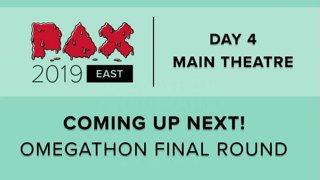 Highlight: PAX EAST 2019 - MAIN THEATER - Omegathon Final Round