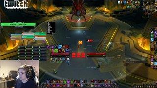 Wildcard Gaming Mythic Zek'voz - Brewmaster Monk POV