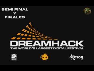 видео: Heroes of Newerth América Latina - [Dream Hack] Winter 2013 | Semi Finales y Finales |