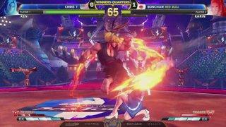 Стрим Street Fighter V CapcomFighters Capcom Cup 2018 - Top 32 - Day 2