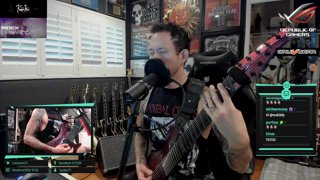 Matt Heafy (Trivium) - I Want It That Way I Backstreet Boys Metal Cover