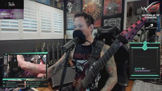 Matt Heafy [Trivium] | What crazy cover is Matt working on today? Guess you'll have to come in! | Kiichi Karaoke