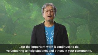 NY Game Awards: Nintendo's Mr. Aonuma Accepts GOTY For Legend Of Zelda; Breath of the Wild