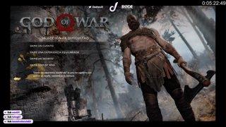 God of War #1 !plan !juegos !camisas   Twitter: dedreviil & Instagram: MrDedreviil