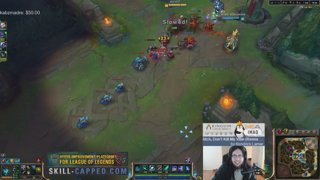 classic #LCSBIGPLAY from imaqtpie with back to back penta