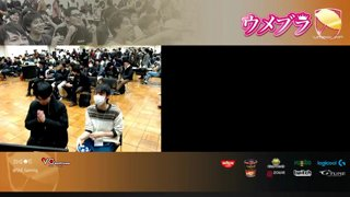 Japan Smash Ultimate Tournament - Lea (Greninja) Vs. Brood (Richter) Umebura SP2 SSBU Top16 Losers
