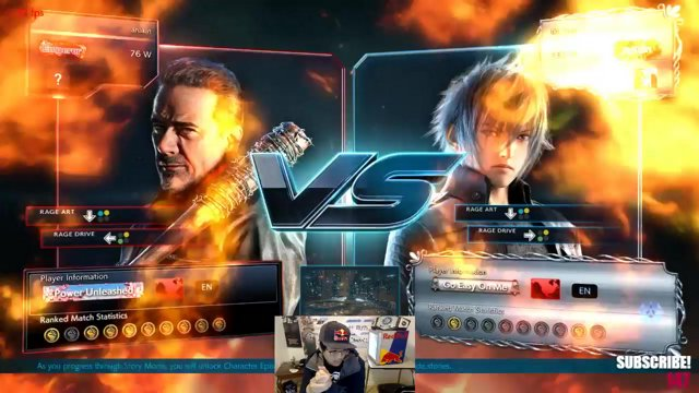 Highest Ranked Negan in America! - Tekken 7