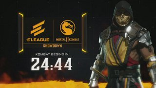 The ELEAGUE Mortal Kombat 11 Showdown - returns July 24th, 5pm ET