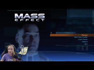 Highlight: Mass Effect Ep 3. - Mass Effect Monday! DAYTIME STREAM?!