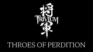 Matt Heafy (Trivium) - Throes Of Perdition