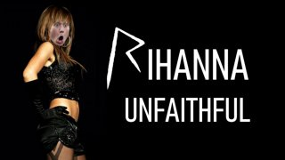 Matt Heafy (Trivium) - Rihanna - Unfaithful I Acoustic Cover