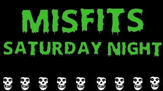 Matt Heafy (Trivium) - Misfits - Saturday Night I Acoustic Cover